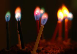 Birthday Photo Courtesy of spud's Flickr stream.