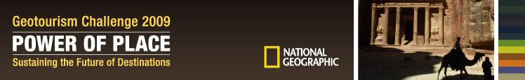 Changemaker's Geotourism Challenge