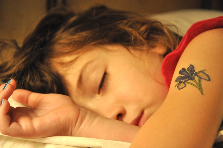 Lila Sleeps