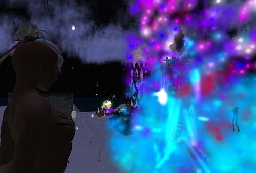 The Man Burning Courtesy of PurrpleHeyse's Flickrstream