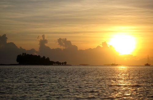Morning in the San Blas