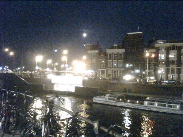 Goodbye Old Amsterdam